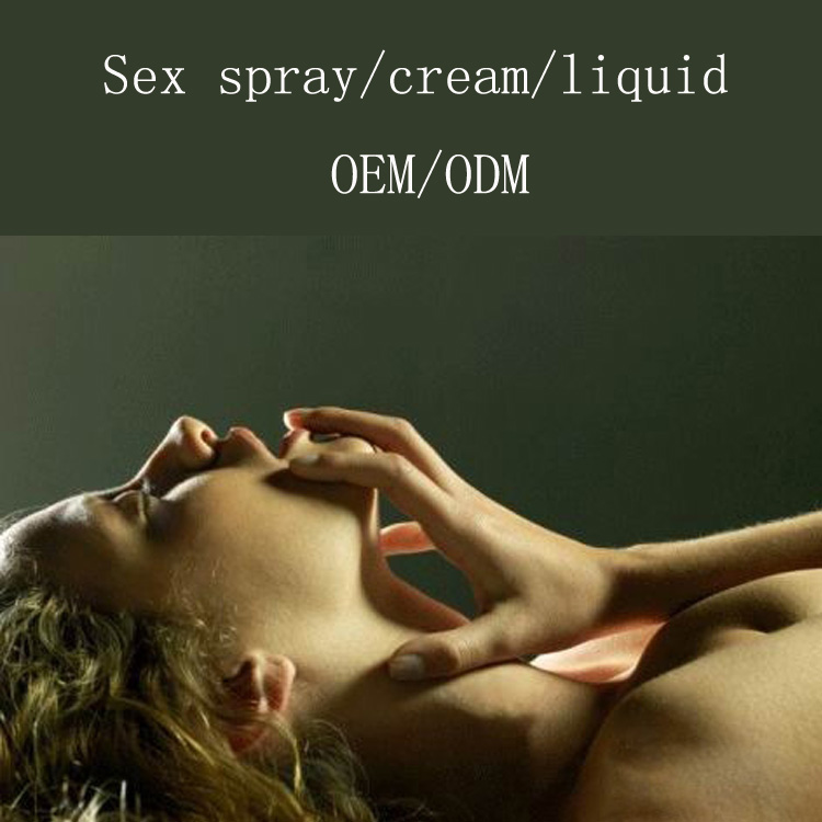 OEM Female sex cream/oil / spray products women sexual in india promote orgasm