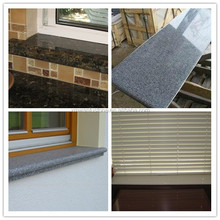 Popular Grey and Brown Granite Window Sill for hotel project