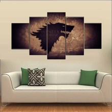 High-Quality Modern Printed On Canvas Oil Painting Wall Hanging Living Room Decoration Pictures (Unframed)