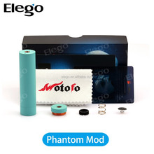 Authentic Phantom Mod Mechanical Mod e-cig Wotofo Phantom Mod