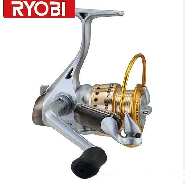 In stock zauber ryobi fishing reels buy ryobi fishing for Ryobi fishing reel