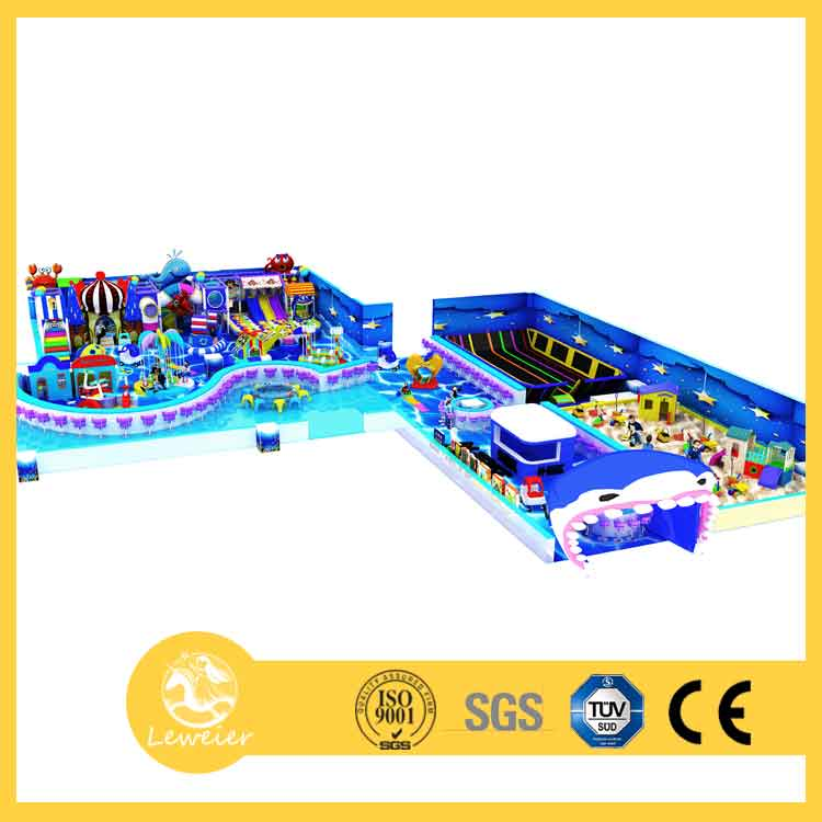 Indoor Soft Play Equipment Kids Toys Funny Baby Land Games