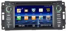 car dvd player for DODGE CALIBER with GPS,IPOD,3G,DVR,PIP,PHONEBOOK