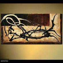 Handmade new abstract contemporary art Oil painting on canvas, THE ZODIAC