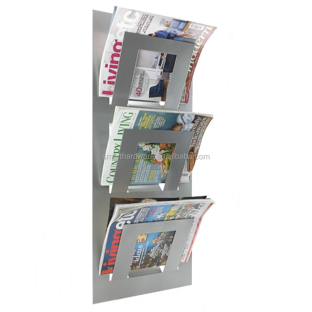 office wall mounted magazine rack metal newspaper rack  buy  - office wall mounted magazine rack metal newspaper rack  buy magazine racknewspaperrackmetal newspaper rack product on alibabacom