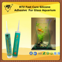 RTV Fast Cure Silicone Adhesive For Glass Aquarium
