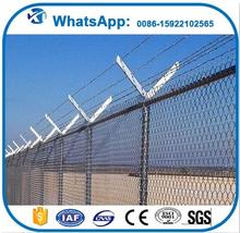 factory price portable yard fence used wrought iron door gates made in China