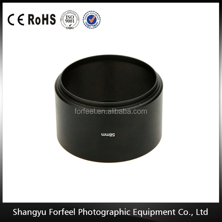 High demand export products multi function camera silicone lens hood