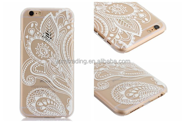 Hot sell fashion low price Hard PC Phone Case Elephant Pattern Back Cover Case For Iphone 5G 5S SE