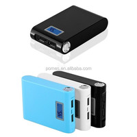Portable Rohs Power Bank 10000mah For