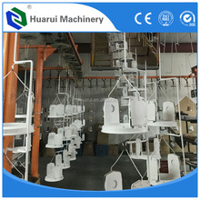 Automatic powder coating line/paint production line