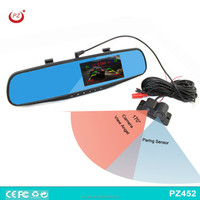 PZ patent car camera car rearview mirror camera dvr