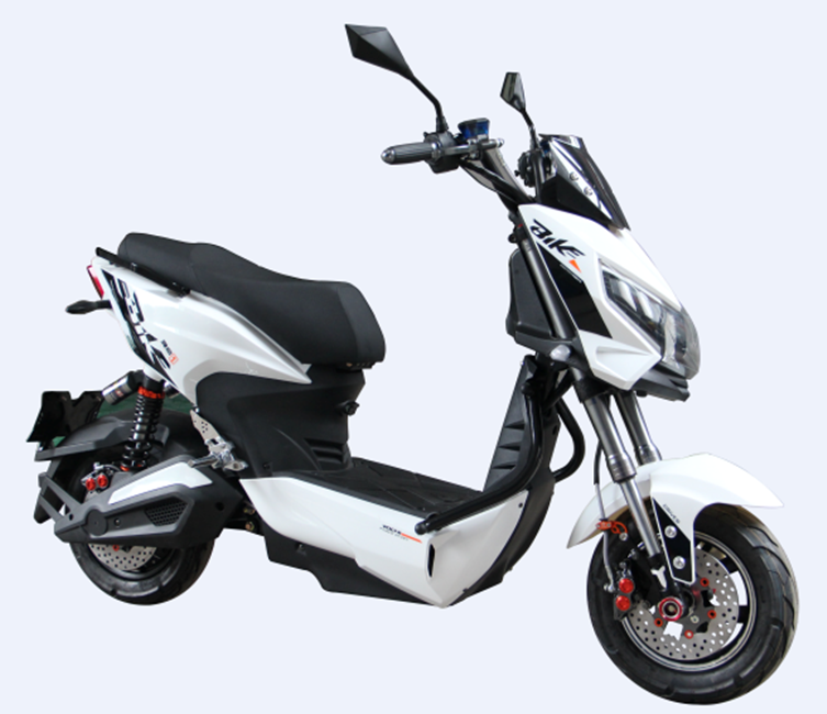 2017 China popular electric scooter for adult open 72V 1200W electric motorcyle