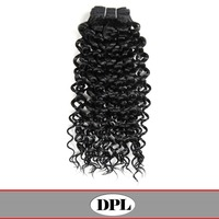 Hot selling beauty 5a grade brazilian unprocessed virgin jerry curl human hair