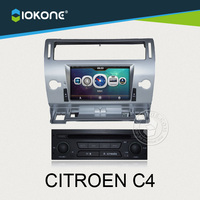 "Hot sale double din 7"" ODM car dvd gps for citroen c4 with car entertainment for Importer and Wholesaler"