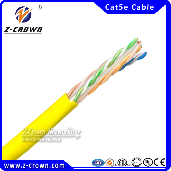 High quality ethernet messenger wire cat5e cables cat6 cable /best price utp cat5e lan cable