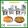 China Industrial Automatic Halal Chicken Nuggets Making Machine