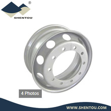alloy 17.5x6 wheel rim for heavy duty truck MAN Renault Volvo Scania