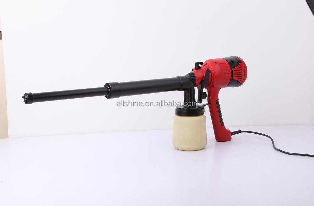 Wholesale Portable Automatic Paint Spray Gun with Brass Nozzle
