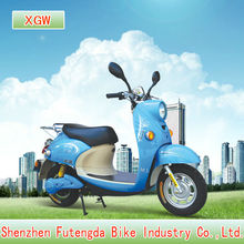 lovely electric motorcycle 800w brushless for lady or old
