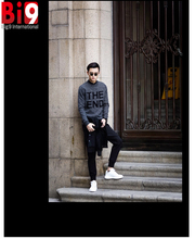 Factory Sell Black Basketball Men's Pants Daily Erogenous Trousers