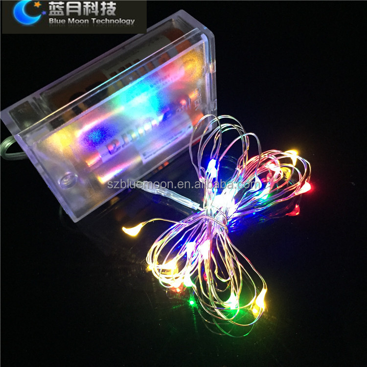 Battery Operated String Lights In Bulk : Walmart Supplier Wholesale Color Changing Battery Operated Christmas Led String Lights - Buy Led ...