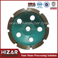 Sintered Resin Bond Diamond Grinding Wheels for Granite