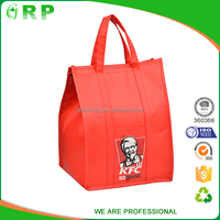 Multifunctional wholesale reusable tote carry non woven wine bag