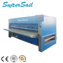 Laundry Hotel Sheet Folding Machine Commercial Fabric Folder