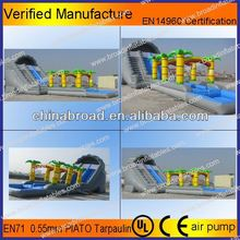 Durable water slide,indoor kids air slide for adult and kids