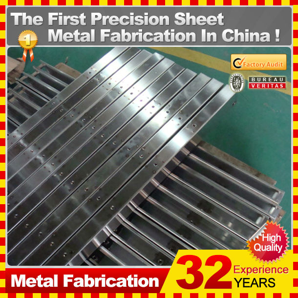 Guangdong Foshan Professional High Precise Stainless Steel Fabrication