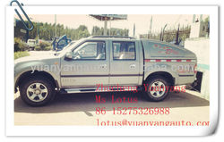 Hot!!!4*2wd Diesel Foton LHD Conqueror Pickup for sale