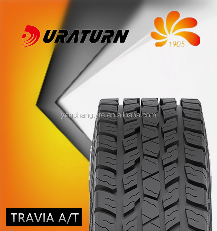 CHINA new car tire manufacturer looking for a partner LT245/75R17