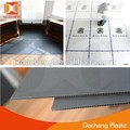 Black & White Corflute Floor Protection Board