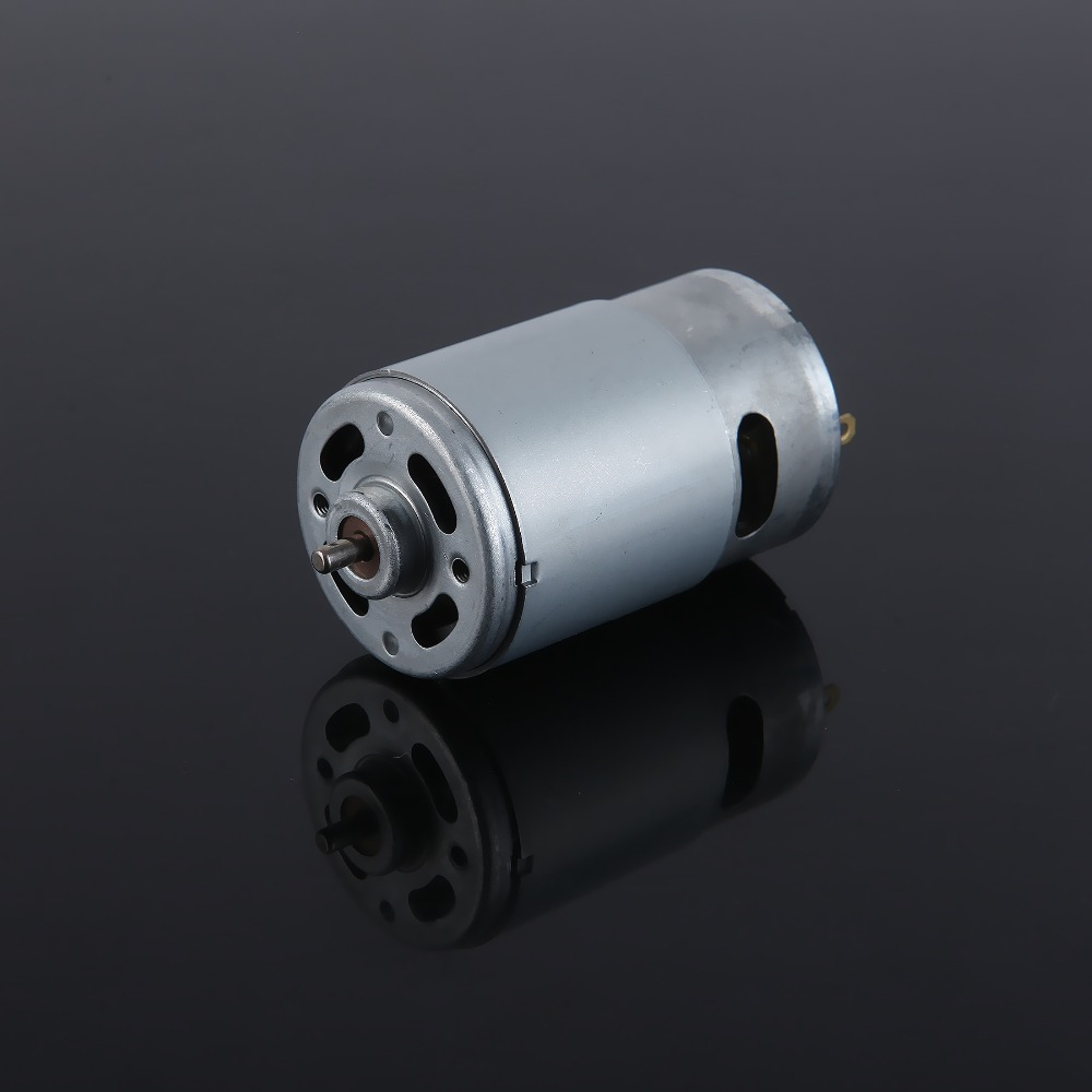 RS 545 high power dc electric motor 12v for car