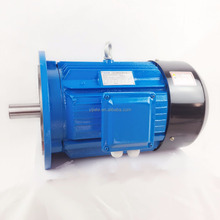 Y Series Three Phase Cast Iron Copper Winding Electric Motors 3kw 4hp 3000rpm