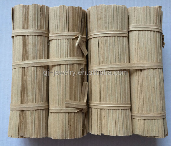 0.4cm*12cm Korea beking ties bread bag paper twist ties