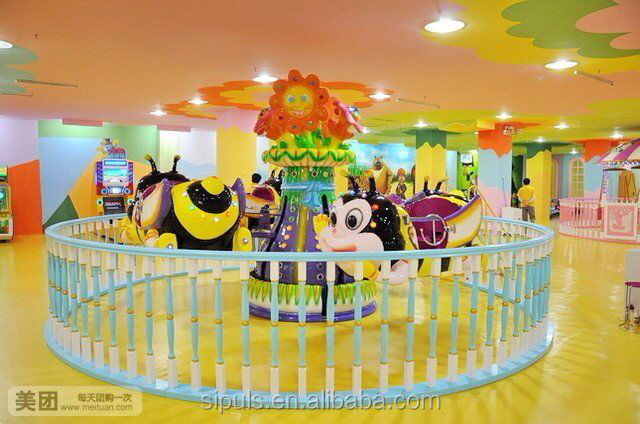 2015 hot sale amusement park lifter naughty bee facility