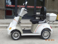 2015 new developed four wheel electric mobility scooter