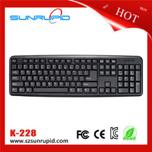 customized Letters Computer Wireless Keyboard USB Adapter for PC