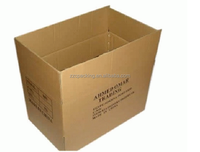 corrugate carton packing box 3-ply, 5-ply, 7-ply