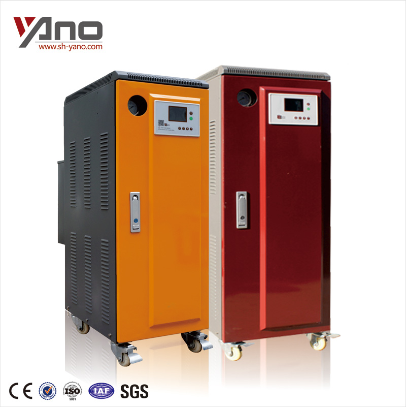 High Popularity Boilermaker Power 36-120KW Capacity 50-170kg/h Electric Steam Generator Price
