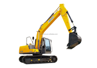 China supplier XCMG Hydraulic crawler excavator XE135B for sale