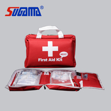 Mini car first aid kit for outdoor