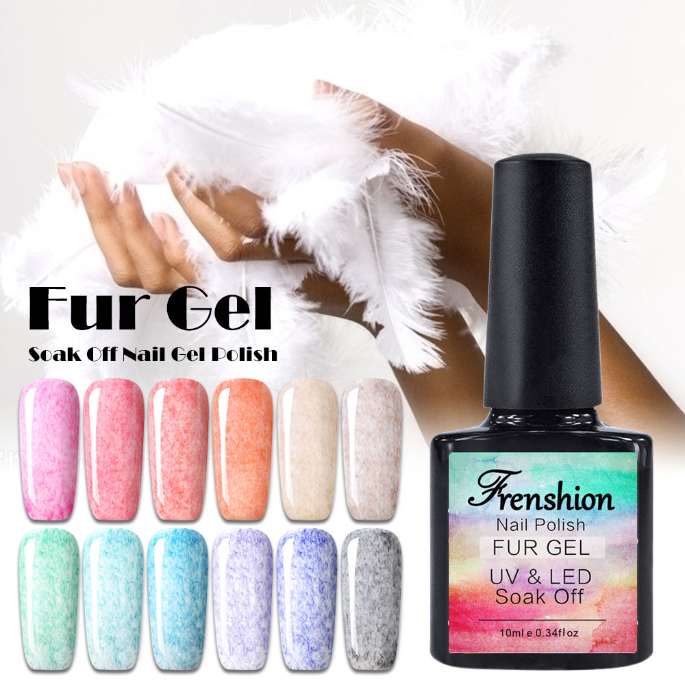 Oem New Frenshion Brand Wholesale Soak Off Color Nail Polish ...