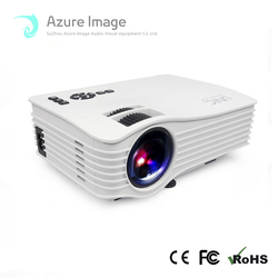 1080P 150Lumens 12V Mini LED UC36+ Projectors with Wifi for Mobile Phone