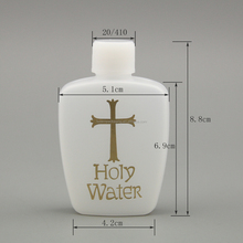 60ML Holy Water From the Sacred Jordan River In Cross Bottle