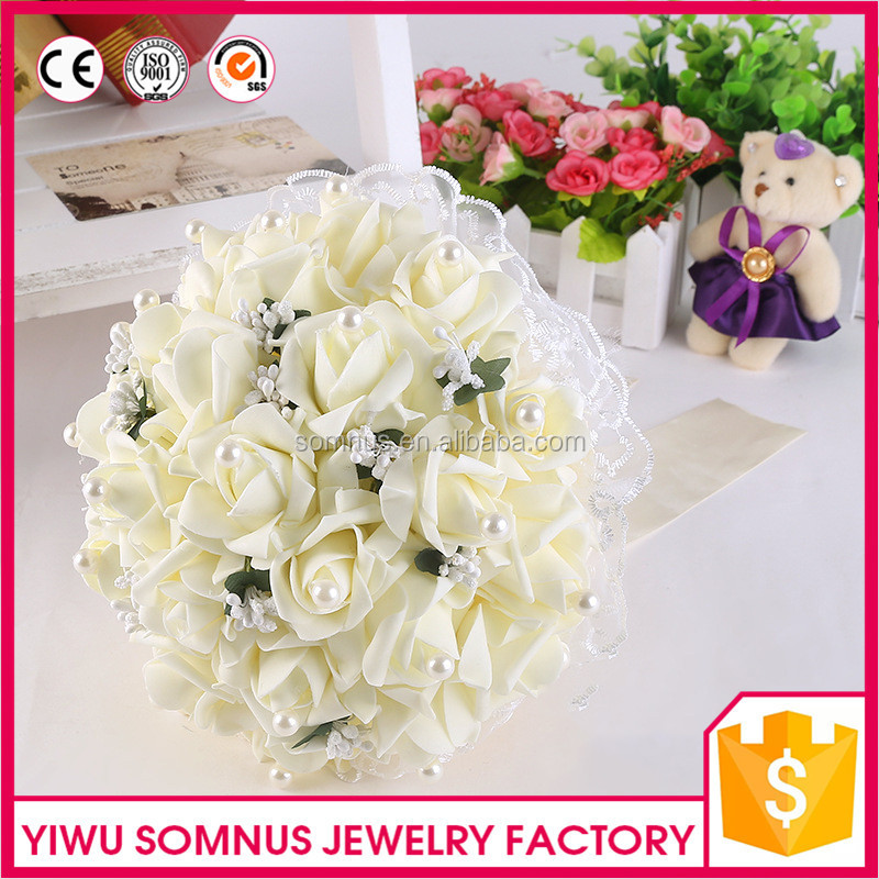artificial flower for Opening ceremony arrangement flower bouquet