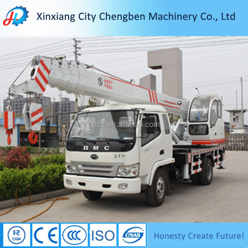 Quality First Mini Autocrane With Lowest Price
