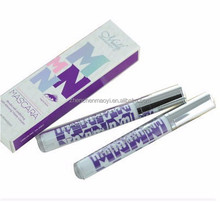 New M.n Menow Brand Mascara Makeup Silicone Brush curving lengthening colossal mascara Waterproof